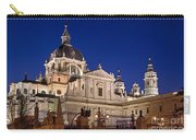 The Almudena Cathedral Carry-all Pouch