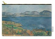 The Bay Of Marseilles Carry-all Pouch