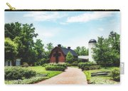 The Billy Graham Library Carry-all Pouch