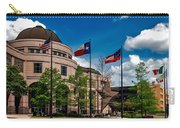 The Bullock Texas State History Museum Carry-all Pouch