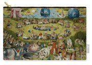 The Garden Of Earthly Delights Carry-all Pouch