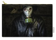 The Gas Mask Man Carry-all Pouch