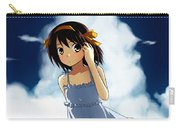The Melancholy Of Haruhi Suzumiya Carry-all Pouch