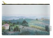 The Rolling Hills Of Tuscany Carry-all Pouch