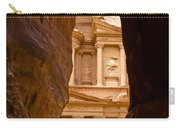 The Treasury Of Petra Carry-all Pouch
