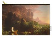 The Voyage Of Life - Childhood Carry-all Pouch