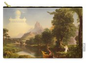 The Voyage Of Life - Youth Carry-all Pouch