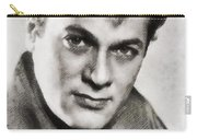 Tony Curtis, Vintage Hollywood Legend Carry-all Pouch
