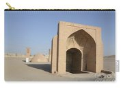 Towers Of Silence. Yazd, Iran Carry-all Pouch