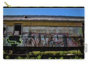 Train Art Carry-all Pouch
