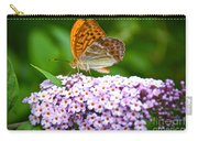 Tramonti Butterfly Carry-all Pouch