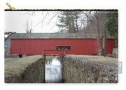 Uhlerstown Covered Bridge Carry-all Pouch