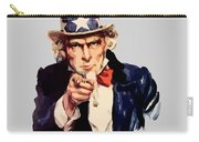 Uncle Sam Carry-all Pouch