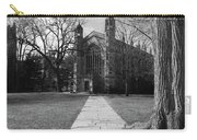 University Of Michigan Law Quad Carry-all Pouch