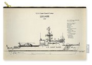 U.s. Coast Guard Cutter Legare Carry-all Pouch