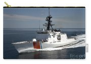 U.s. Coast Guard Cutter Waesche Carry-all Pouch