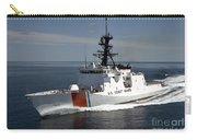 U.s. Coast Guard Cutter Waesche Carry-all Pouch
