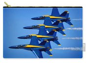 Us Navy Blue Angels Carry-all Pouch