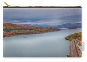 View From The Bear Mountain Bridge Carry-all Pouch