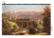 views of Bern and the Bernese Oberland Carry-all Pouch