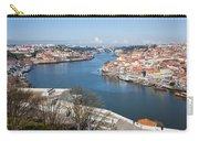Vila Nova De Gaia And Porto In Portugal Carry-all Pouch