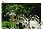 Virginia Bridges -japanese Garden Carry-all Pouch
