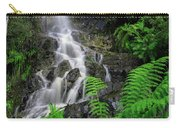 Waterfall In Cradle Mountain Carry-all Pouch