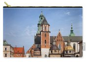 Wawel Cathedral In Krakow Carry-all Pouch