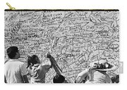 We The People Signing Bicentennial Of The Constitution Tucson Arizona 1987 Carry-all Pouch