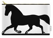 Weathervane, 19th Century Carry-all Pouch