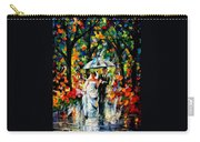 Wedding Under The Rain Carry-all Pouch