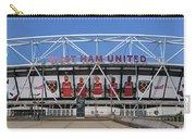 West Ham Fc Stadium London Carry-all Pouch