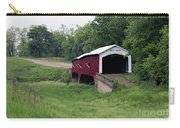 West Union Covered Bridge, Indiana Carry-all Pouch