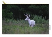 White Buck Carry-all Pouch