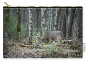 Whitetail Buck Deer Carry-all Pouch