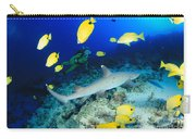Whitetip Reef Shark Carry-all Pouch