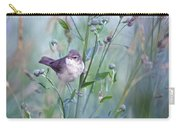 Wild Bird In A Natural Habitat Carry-all Pouch