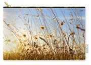 Wild Spikes Carry-all Pouch by Carlos Caetano