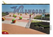 Wildwood's Sign, Boardwalk Wildwood, Nj. Copyright Aladdin Color Inc. Carry-all Pouch