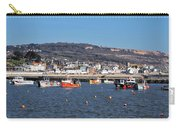 Winter Harbour - Lyme Regis Carry-all Pouch