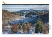 Winter Wonderland In Central Scotland Carry-all Pouch