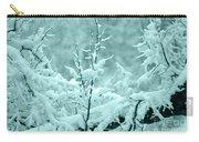 Winter Wonderland In Switzerland Carry-all Pouch