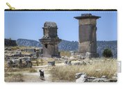 Xanthos - Turkey Carry-all Pouch