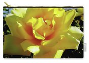 Yellow Rose Beauty Carry-all Pouch