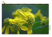 Yellow Wingstem Carry-all Pouch
