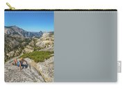 Yosemite National Park Hiking Carry-all Pouch
