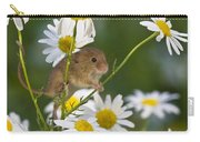 Young Eurasian Harvest Mouse Carry-all Pouch