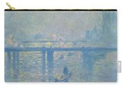 Charing Cross Bridge Carry-all Pouch