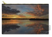20- Sunset At Burnt Bridge Carry-all Pouch