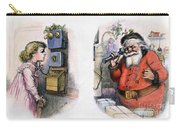 Thomas Nast: Santa Claus Carry-all Pouch